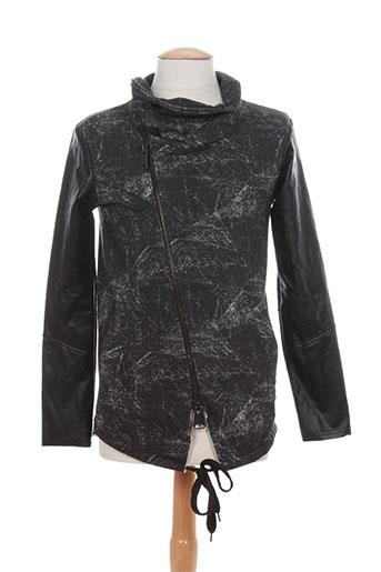 Veste casual noir CELEBRYTEES pour homme