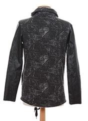 Veste casual noir CELEBRYTEES pour homme seconde vue