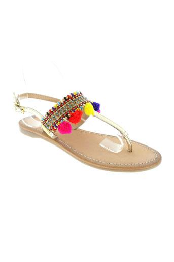 les et tropeziennes sandales et nu et pieds femme de couleur beige