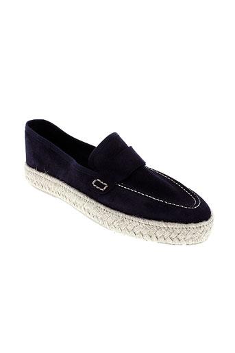 pare gabia chaussures femme de couleur bleu