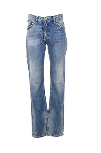 kaporal jeans garçon de couleur bleu