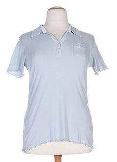 Produit-T-shirts / Tops-Femme-CLAUDE DE SAIVRE