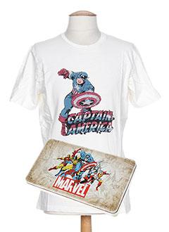 Produit-T-shirts / Tops-Homme-MARVEL