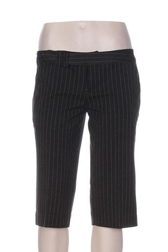 blend she shorts / bermudas femme de couleur noir