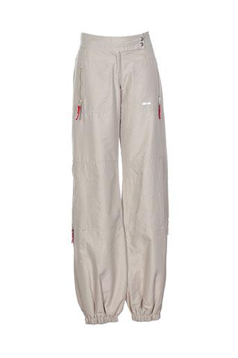 kana et beach pantalons et decontractes homme de couleur beige