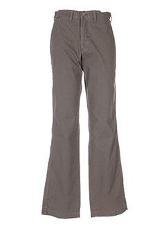 Pantalon casual marron LEE COOPER pour femme