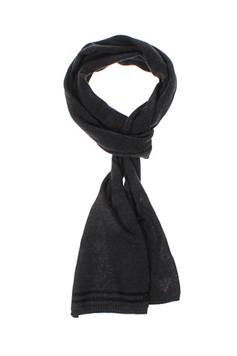 blend echarpes et gants femme de couleur gris