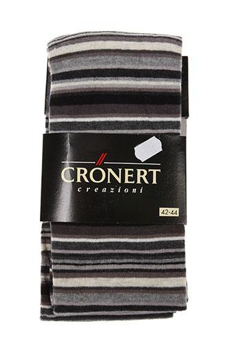 cronert accessoires femme de couleur gris