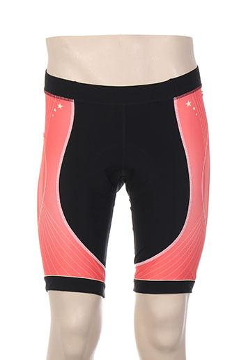 craft shorts / bermudas femme de couleur noir