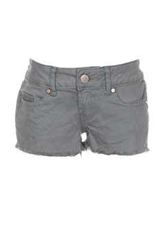 Produit-Shorts / Bermudas-Fille-TEDDY SMITH