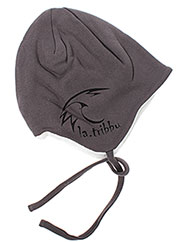 Bonnet gris LA TRIBBU pour garçon seconde vue