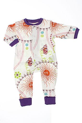 la et tribbu combinaisons et 1 enfant de couleur violet