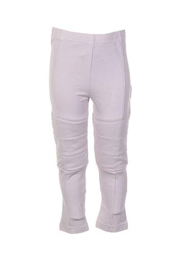 la tribbu pantalons fille de couleur rose