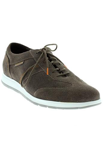 mephisto chaussures homme de couleur gris