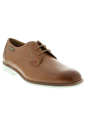 mephisto derby homme de couleur marron