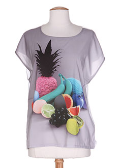 Produit-T-shirts / Tops-Femme-PAUL SMITH