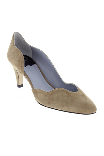 apologie chaussures femme de couleur beige