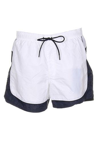 north sails maillots de bain homme de couleur blanc
