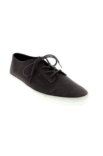reef chaussures homme de couleur gris