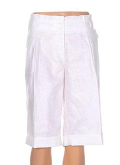 Produit-Shorts / Bermudas-Femme-EMMANUELI