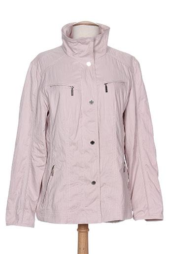 white label vestes femme de couleur rose