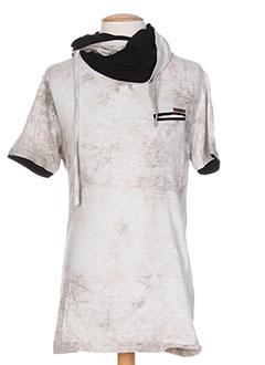 Produit-T-shirts-Homme-CLUB JU PARIS