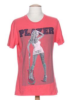 Produit-T-shirts / Tops-Homme-BELMAN