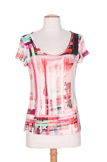 chatelet chemises femme de couleur rose