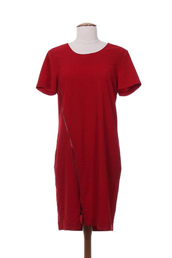 femmes je vous aime robes femme de couleur rouge