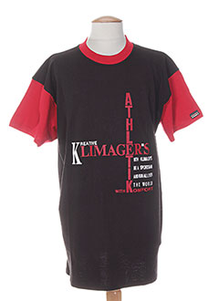 Produit-T-shirts / Tops-Garçon-KLIMAGER'S