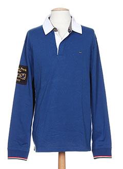 Produit-T-shirts / Tops-Homme-EDEN PARK