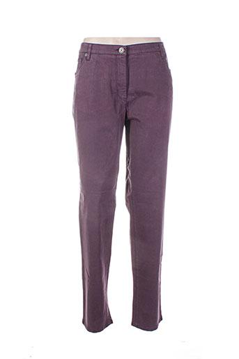 my pants pantalons femme de couleur violet