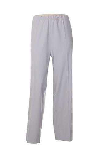 richy pantalons et citadins femme de couleur gris