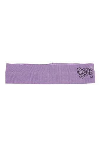 la tribbu accessoires fille de couleur violet
