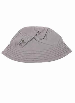 Chapeau gris LA TRIBBU pour enfant
