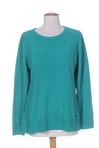 felino pulls femme de couleur vert