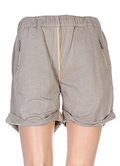 Produit-Shorts / Bermudas-Femme-GAT RIMON