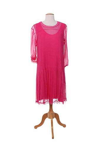 kakie tuniques femme de couleur rose