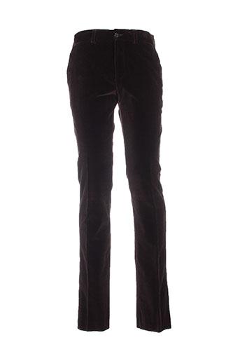 Pantalon chic marron PAUL SMITH pour homme