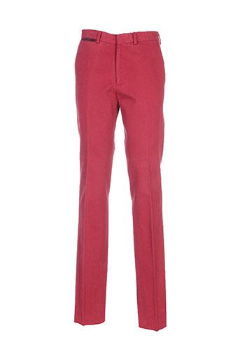 Pantalon chic rouge PAUL SMITH pour homme