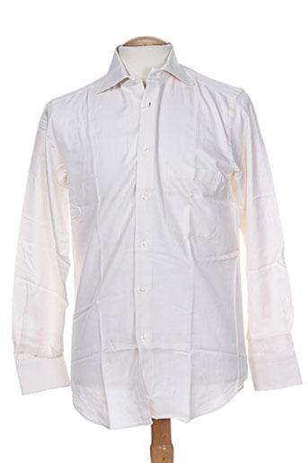 pal zileri chemises homme de couleur beige