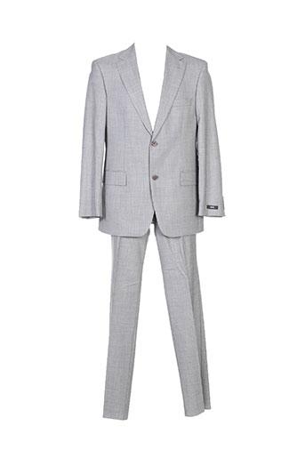 hugo boss costumes homme de couleur gris