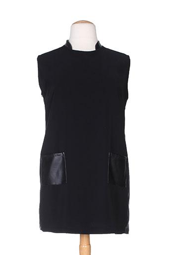 eva tralala robes femme de couleur noir