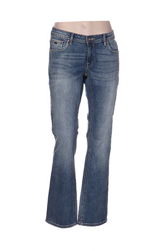 edc et by et esprit jeans et coupe et droite femme de couleur bleu