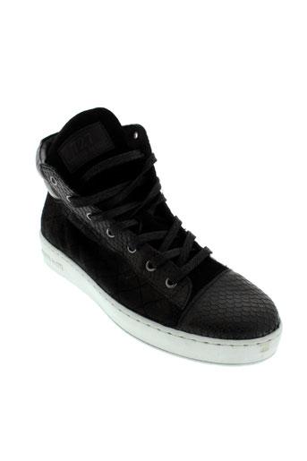cycleur de luxe chaussures femme de couleur noir