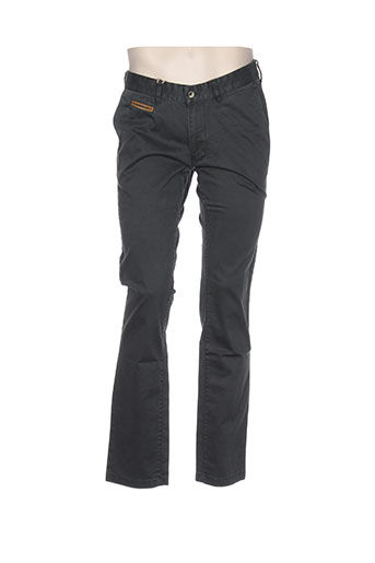 couturist pantalons homme de couleur vert