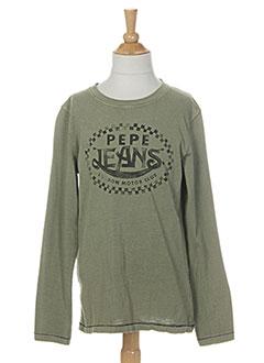 Produit-T-shirts / Tops-Fille-PEPE JEANS