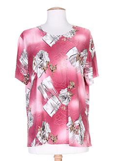 Produit-T-shirts / Tops-Femme-MAKSIM.Z