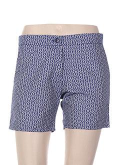 Produit-Shorts / Bermudas-Femme-CHARABIA