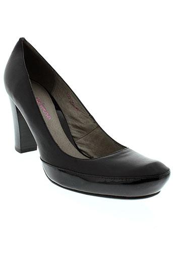 noiseuse chaussures femme de couleur noir